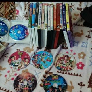 ディズニー(Disney)のディズニー DVD 21枚セット(アニメ)