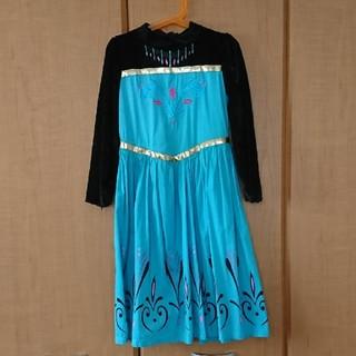 アナトユキノジョオウ(アナと雪の女王)のエルサ 戴冠式 ドレス 130(衣装)