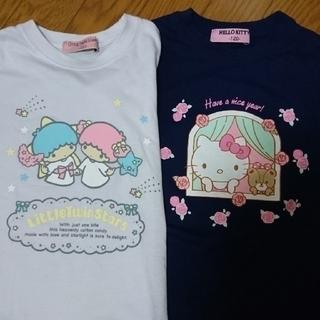 シマムラ(しまむら)のサンリオTシャツ 二枚セット(Tシャツ/カットソー)