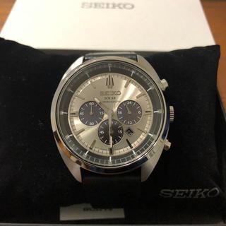 セイコー(SEIKO)のSEIKO  腕時計  スタンド付き(腕時計(アナログ))