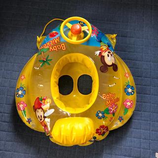 ディズニー(Disney)のミッキー ミニー 浮き輪(マリン/スイミング)