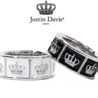 ジャスティンデイビス(Justin Davis)のJustinDavis PRIDE&JOY/CROWN 王冠 リング(リング(指輪))