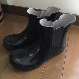 クロックス(crocs)の◆crocs◆クロックス◆サイドゴア レインブーツ 長靴 W8(レインブーツ/長靴)