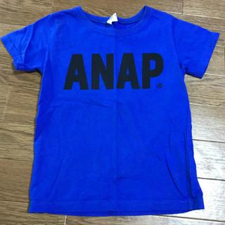 アナップキッズ(ANAP Kids)のANAP kids☆size120 Tシャツ 男の子(Tシャツ/カットソー)