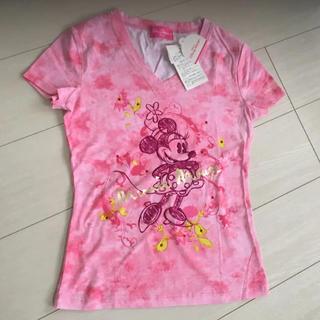 ディズニー(Disney)の新品  ディズニー  ミニーTシャツ(Tシャツ(半袖/袖なし))