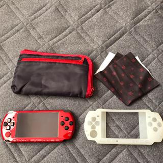PlayStation Portable - PSP-3000 限定カラー レッド×ブラック