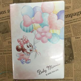 ディズニー(Disney)のベビーミニースケジュール帳(カレンダー/スケジュール)