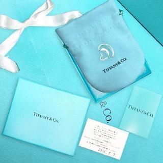 ティファニー(Tiffany & Co.)の未使用 ティファニー オープン ハート リング8号(リング(指輪))