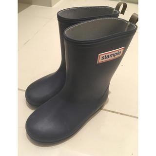 スタンプル キッズ 長靴 16.0(長靴/レインシューズ)