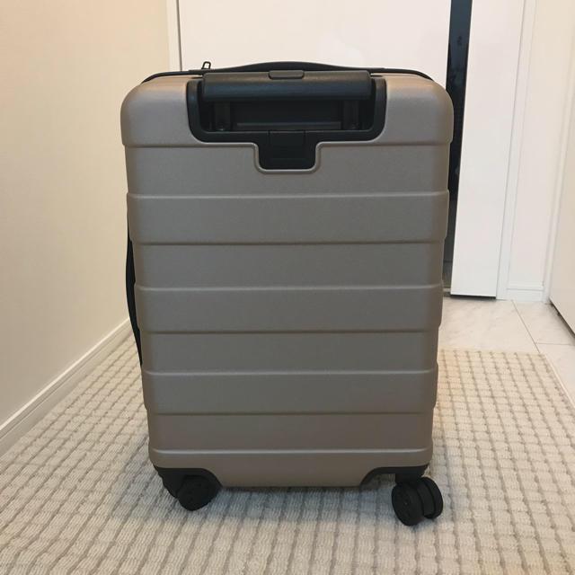 MUJI (無印良品)(ムジルシリョウヒン)の無印良品 スーツケース レディースのバッグ(スーツケース/キャリーバッグ)の商品写真