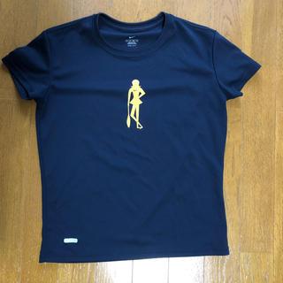 ナイキ(NIKE)のTシャツ ナイキ(ネイビー)テニスデザイン(ウェア)
