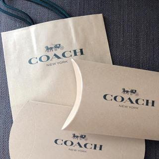 fefb5f57a73d コーチ(COACH) ラッピング/包装の通販 75点 | コーチのインテリア/住まい ...