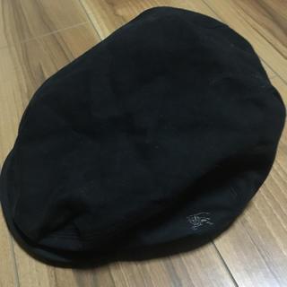 バーバリー(BURBERRY)のBURBERRY LONDON バーバリー  ハンチング 帽子(ハンチング/ベレー帽)