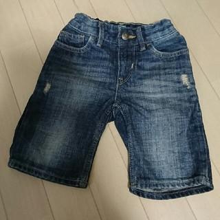 ベビーギャップ(babyGAP)の半ズボン デニム 100cm(パンツ/スパッツ)