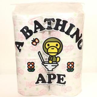アベイシングエイプ(A BATHING APE)のA BATHING APE トイレットペーパー(その他)