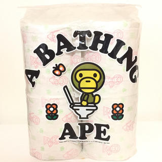 A BATHING APE - A BATHING APE トイレットペーパー