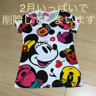 ディズニー(Disney)のディズニーTシャツ(Tシャツ(半袖/袖なし))