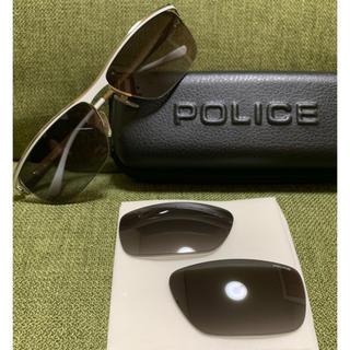 ポリス(POLICE)のPOLICE S8405N(サングラス/メガネ)