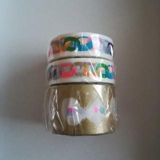 ミナペルホネン(mina perhonen)の❁ヌーピーさま専用❁ミナペルホネン店舗限定マスキングテープ(テープ/マスキングテープ)