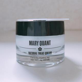マリークワント(MARY QUANT)の【MARY QUANT】ナチュラルトリートクリーム(フェイスクリーム)