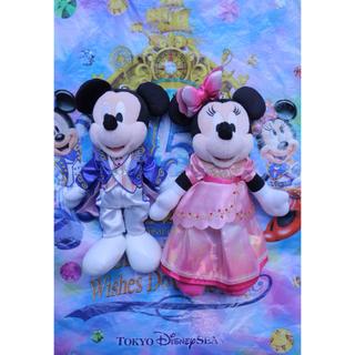 ディズニー(Disney)のディズニー ぬいぐるみバッジ  パート1(キャラクターグッズ)