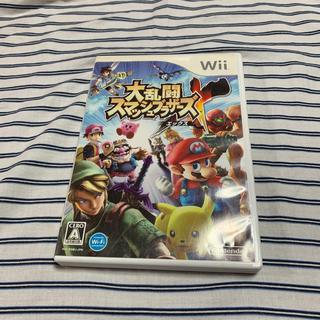 Wii - 大乱闘スマッシュブラザーズエックス wiiソフト中古