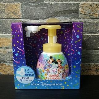 ディズニー(Disney)のディズニーリゾート完売品★35周年限定正規品★ミッキー 泡ハンドソープ・ビオレu(キャラクターグッズ)