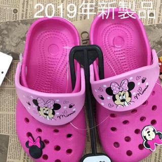 ディズニー(Disney)のミニーマウス サンダル(サンダル)