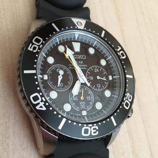 セイコー(SEIKO)のSEIKO ダイバーウォッチ(腕時計(アナログ))