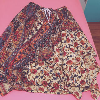 エルロデオ(EL RODEO)のEL RODEO スカート(ひざ丈スカート)