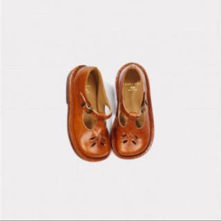 キャラメルベビー&チャイルド(Caramel baby&child )の新品 caramel pepe shoes 23(その他)
