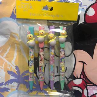 ディズニー(Disney)の新作♡ うさぴよ ボールペン 2019 イースター ディズニーシー(ペン/マーカー)