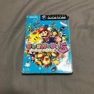 ニンテンドーゲームキューブ(ニンテンドーゲームキューブ)のGC マリオパーティ5 ゲームキューブ(家庭用ゲームソフト)