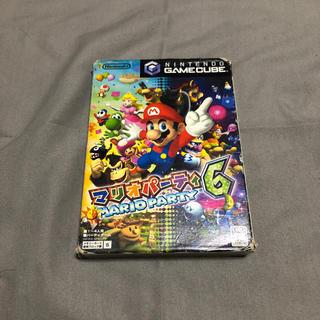 ニンテンドーゲームキューブ(ニンテンドーゲームキューブ)のGC マリオパーティ6 ゲームキューブ(家庭用ゲームソフト)