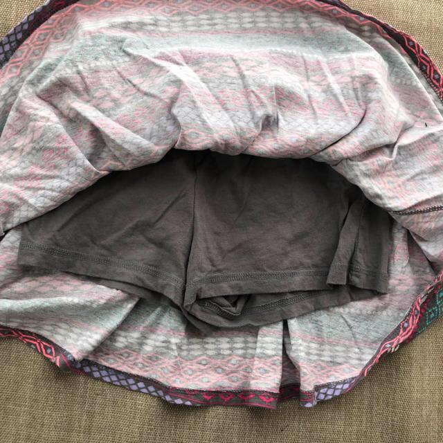 Old Navy(オールドネイビー)のオールドネイビースカート&バービースカート 130 キッズ/ベビー/マタニティのキッズ服 女の子用(90cm~)(スカート)の商品写真
