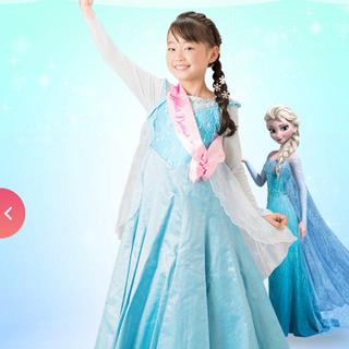 アナトユキノジョオウ(アナと雪の女王)のディズニーリゾート♡エルサ(ドレス/フォーマル)