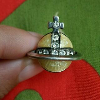 ヴィヴィアンウエストウッド(Vivienne Westwood)のソリッドオーブリング vivienne(リング(指輪))