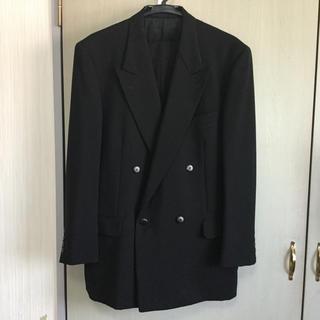 クリスチャンディオール(Christian Dior)の紳士礼服ブラックフォーマルスーツ(M、L)(セットアップ)