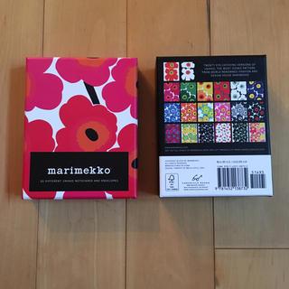 マリメッコ(marimekko)のmarimekko カード&封筒セット(カード/レター/ラッピング)