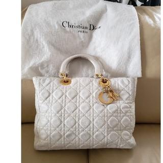 クリスチャンディオール(Christian Dior)のクリスチャンディオール レディディオール(ハンドバッグ)