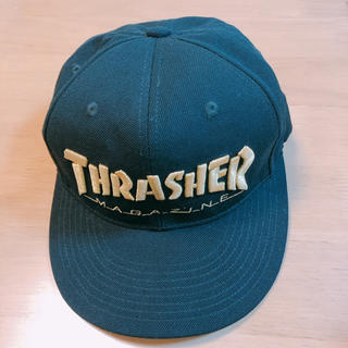 スラッシャー(THRASHER)のTHRASHER 帽子(キャップ)