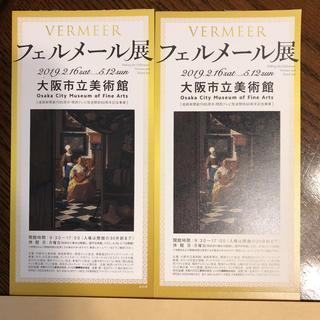 大阪市立美術館  フェルメール展(美術館/博物館)