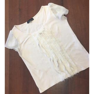クリアインプレッション(CLEAR IMPRESSION)のクリアインプレッションのカットソー(カットソー(半袖/袖なし))