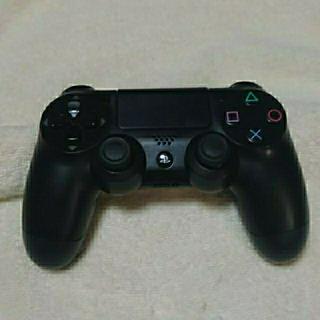 プレイステーション4(PlayStation4)のデュアルショック4 ジェットブラック(その他)