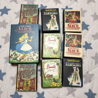 ディズニー(Disney)のdisney ブック型ボックス  1こあたり300円(小物入れ)
