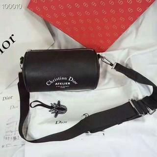 クリスチャンディオール(Christian Dior)のDior ショルダーバッグ ブラック(ショルダーバッグ)