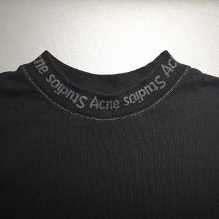 アクネ(ACNE)のGojina dyed Black M(Tシャツ(半袖/袖なし))