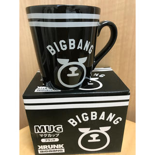 ビッグバン(BIGBANG)のbig bang ビッグバン  マグカップ(アイドルグッズ)