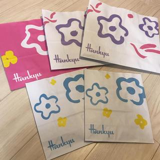 ハンキュウヒャッカテン(阪急百貨店)の阪急百貨店 紙袋セット(ショップ袋)