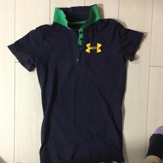 アンダーアーマー(UNDER ARMOUR)のアンダーアーマーポロシャツ(ポロシャツ)